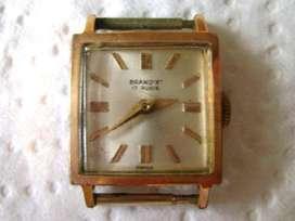 Reloj pulsera mujer Brand X 17J o rubíes a reparar o repuestos / Maxim Nord