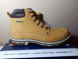 Zapato bota skeachers waterproof original nuevo americano