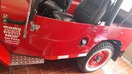 Jeep Willys muy buen