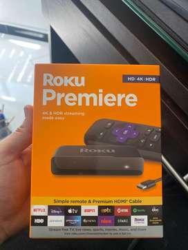 Roku premiere 4k nuevo