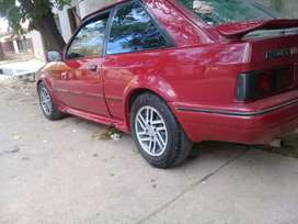 Escort cupe xr3