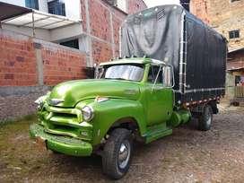 1954 CHEVROLET  3800 ESTACAS IMPECABLE NEGOCIABLE $25.000.000
