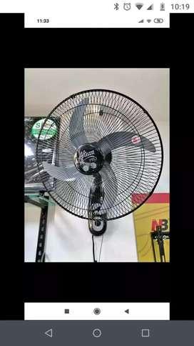 Ventilador altezza en Balineras