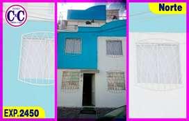 CxC Venta Casa, Calderon, Norte de Quito, Exp. 2450