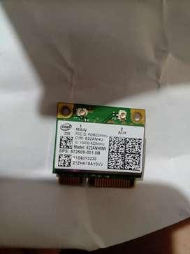 Tarjeta de wifi de lapto Intel de 300 mbps con entrega a dolicilio