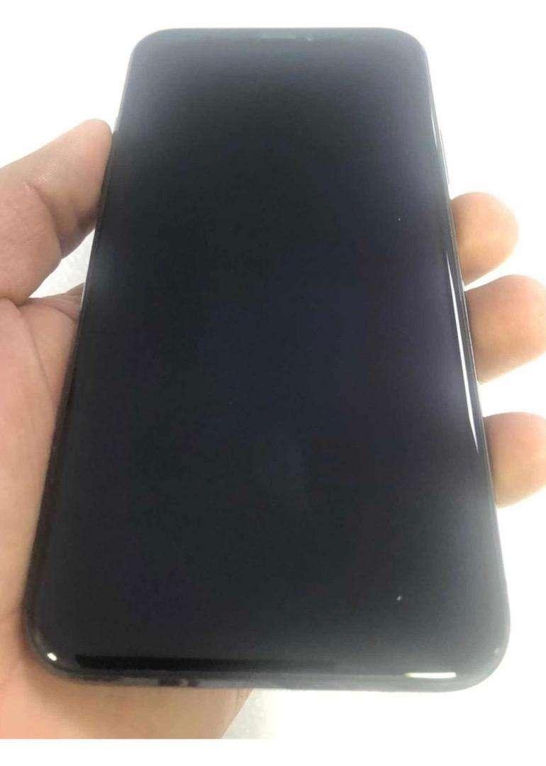 Iphone X de 256 gb negro
