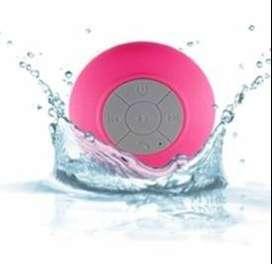 Parlante Portátil Bluetooth Para La Ducha Resistente Al Agua Manos Libres