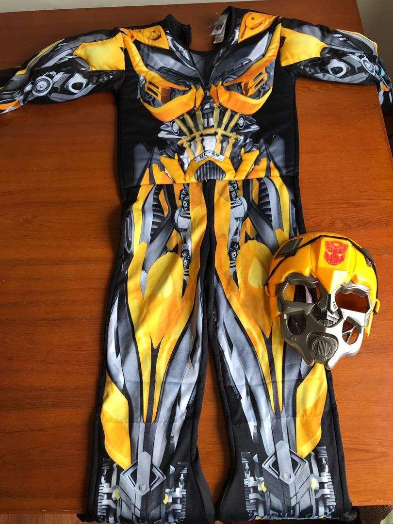 Disfraz optimus prime transformers 0