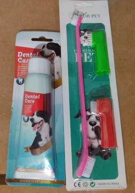 Crema Dental kit cepillo