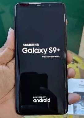 Cambio Samsung Galaxy S9 plus 128gb x iPhone
