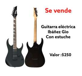 Guitarra electrica Ibañez Gio