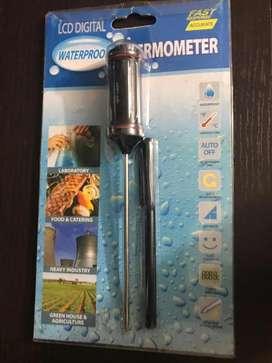 Termómetro digital a prueba de agua