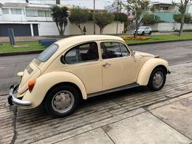 Se vende super beetle 1973 1303