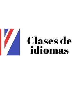 CLASES Y TAREAS DIRIGIDAS DE INGLÉS Y FRANCÉS