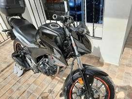 Vendo moto cb 160 f