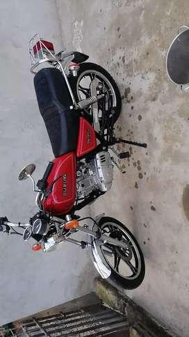 Moto susuki gn 125 como nueva