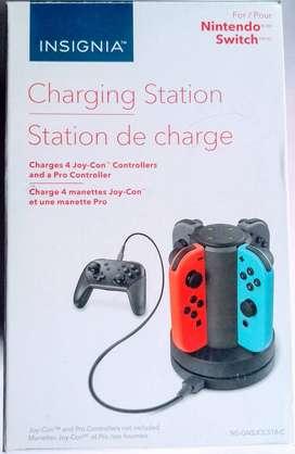 Cargadoy Joycons Nintendo Switch