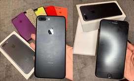 Iphone 7plus y forros