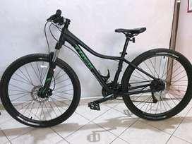 Bicicleta MTB trek Cali S para dama talla S