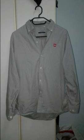 Camisa Gris Talle 38 40