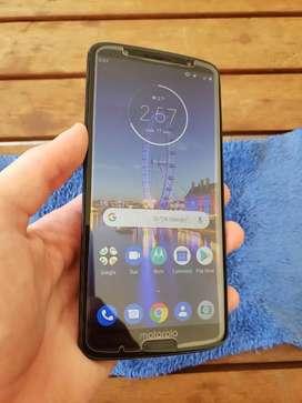 Moto G6 plus libre