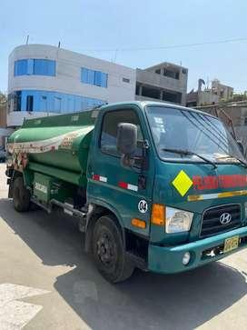 Ocasión Hyundai Cisterna con surtidor incorporado ( SE VENDE, PRECIO NEGOCIABLE)