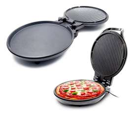 Pizza Maker y Grill Home Elements