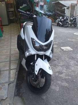 Nmax 155 blanca