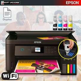 Impresora Multifuncion Epson L4160 Tinta Continua Duplex Wifi