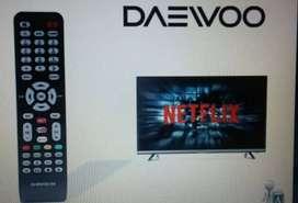 Control DAEWOO originales smart tv