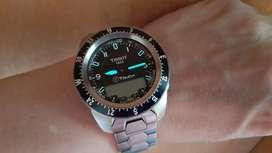 Vendo reloj tissot touch expert titaniun