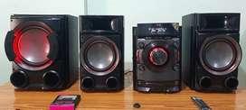 Equipo de Sonido LG Cm 8430
