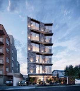 Vendo Departamento, Granda Centeno 187 m², Dos Habitaciones Nuevo Lujo, $33000