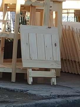 Mesa plegable 70cm x 70cm