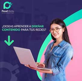 Cursos de diseño gráfico y marketing digital