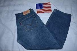 Pantalon Levis 501 Talla 38/ 29