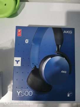Diadema AKG Y500