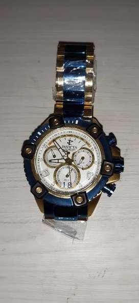 Vendo reloj invicta. 550 soles