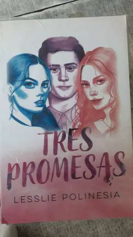 TRES PROMESAS ( nuevo)