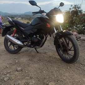 Honda CB125 F Twister