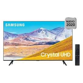 """TV LED Samsung Smart TV Crystal 65"""" 4K UHD 65TU8000"""