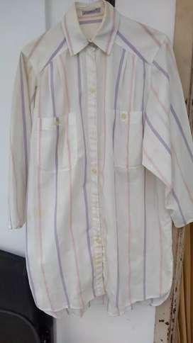 YAGMOUR camisola y camisa talle 46