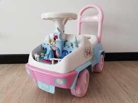 Disney Carro Montable Kiddieland Cenicienta