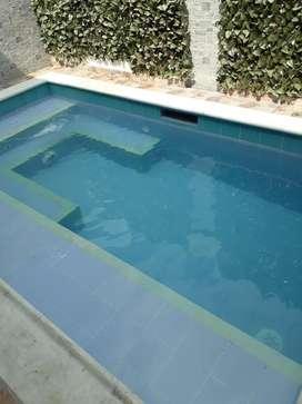 Casa con piscina y jacuzzi privado