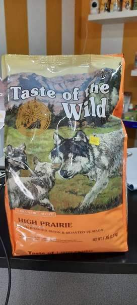 Tasted of the wild 5lbs