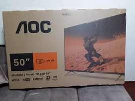TV AOC 50 SMART