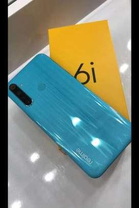 Vendo celular Realme 6I