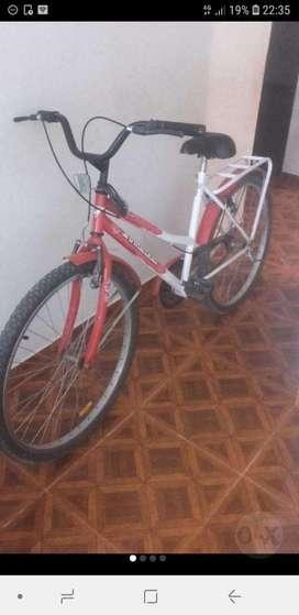Vendo Bici Mujer R.26