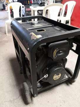 Planta eléctrica diesel