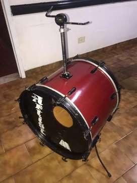 Bombo con pedal Artist